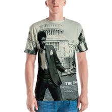"The Choice Men's T-shirt - feat. ""The Godfather of Justice"""