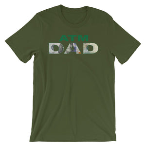 ATM DAD Short-Sleeve Unisex T-Shirt - Original Design