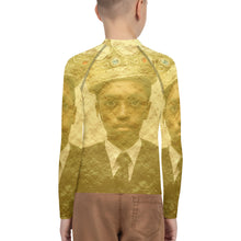 DTL Gold Skins With Images - Youth Rash Guard
