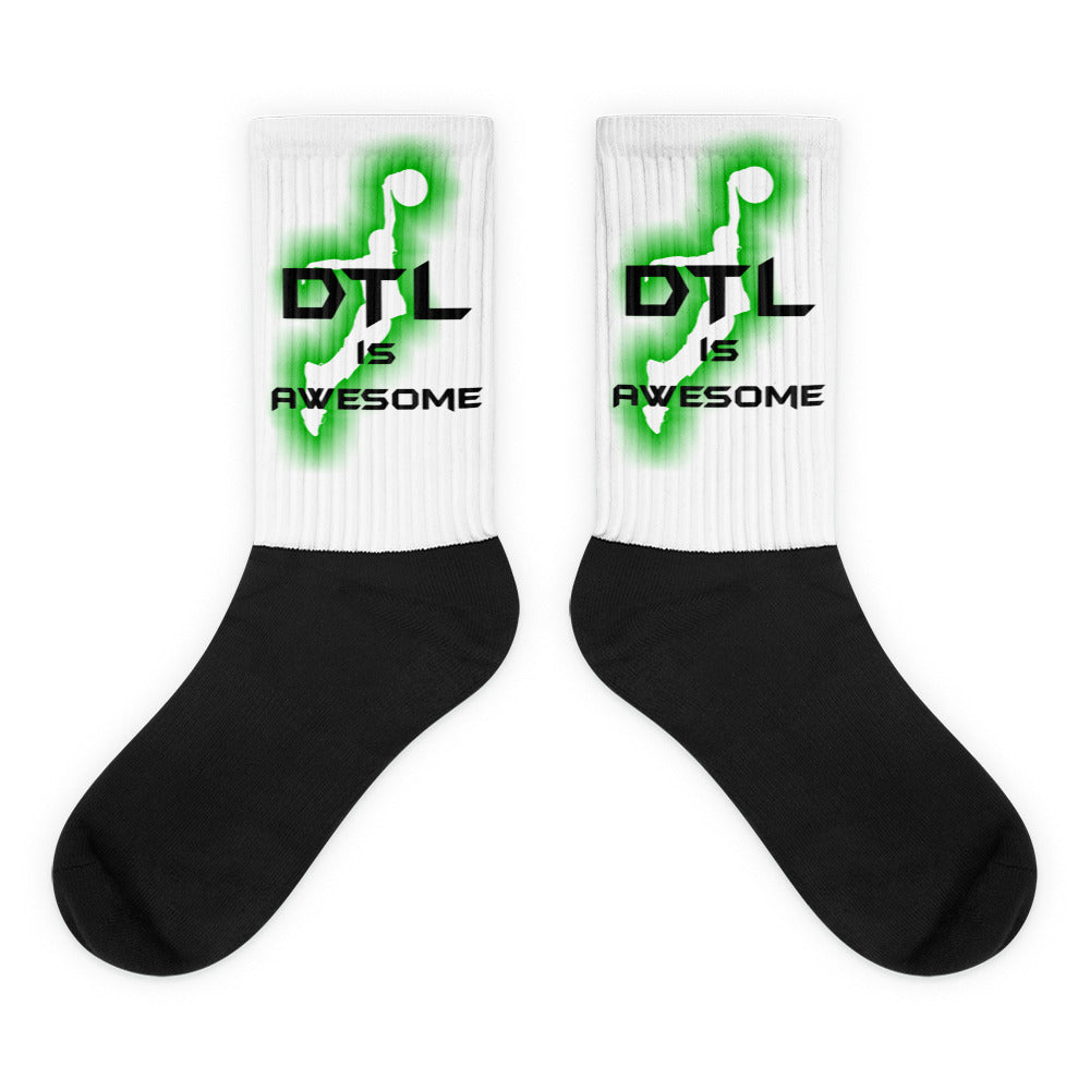 DTL is Awesome Socks