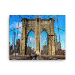 Brooklyn Bridge on Canvas Original VIP Photography