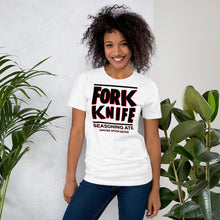 FORK-KNIFE Seasoning ATE Short-Sleeve T-Shirt #FORKKNIFE