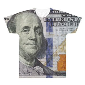 Big Money Ben All-Over Printed T-Shirt
