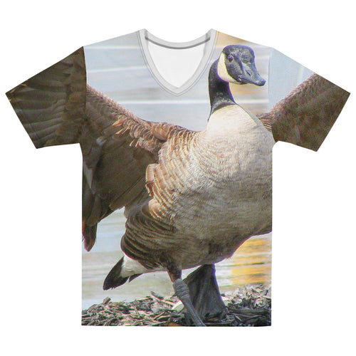 Fly Goose Goose Goose Fly Men's T-shirt