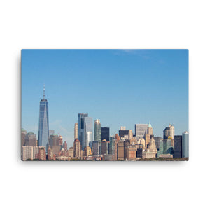 Personalized Original NYC Photo on Canvas - Designed by You!