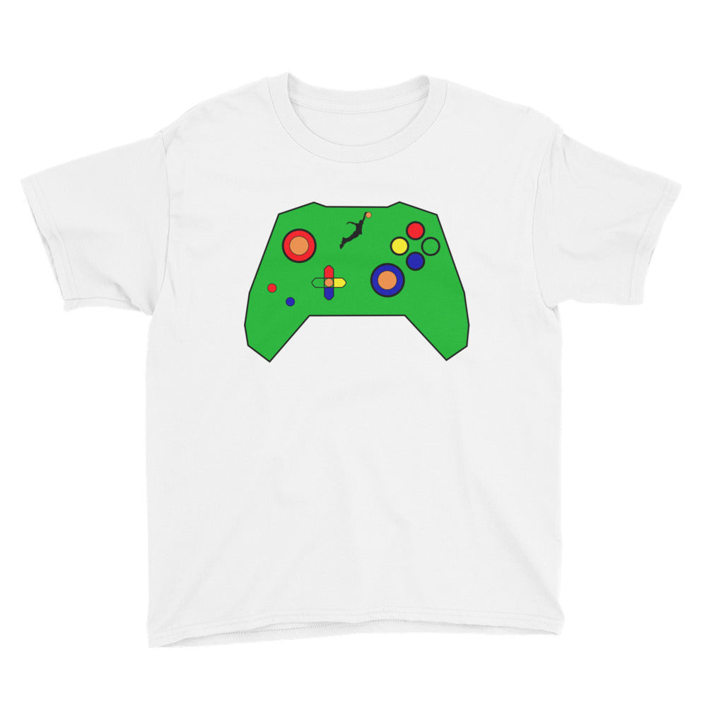 DTL - Controller 2 - Youth Short Sleeve T-Shirt