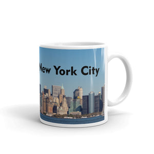 Original New York City Photo Mug