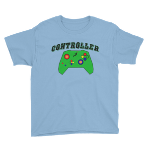 DTL - Controller Youth Short Sleeve T-Shirt