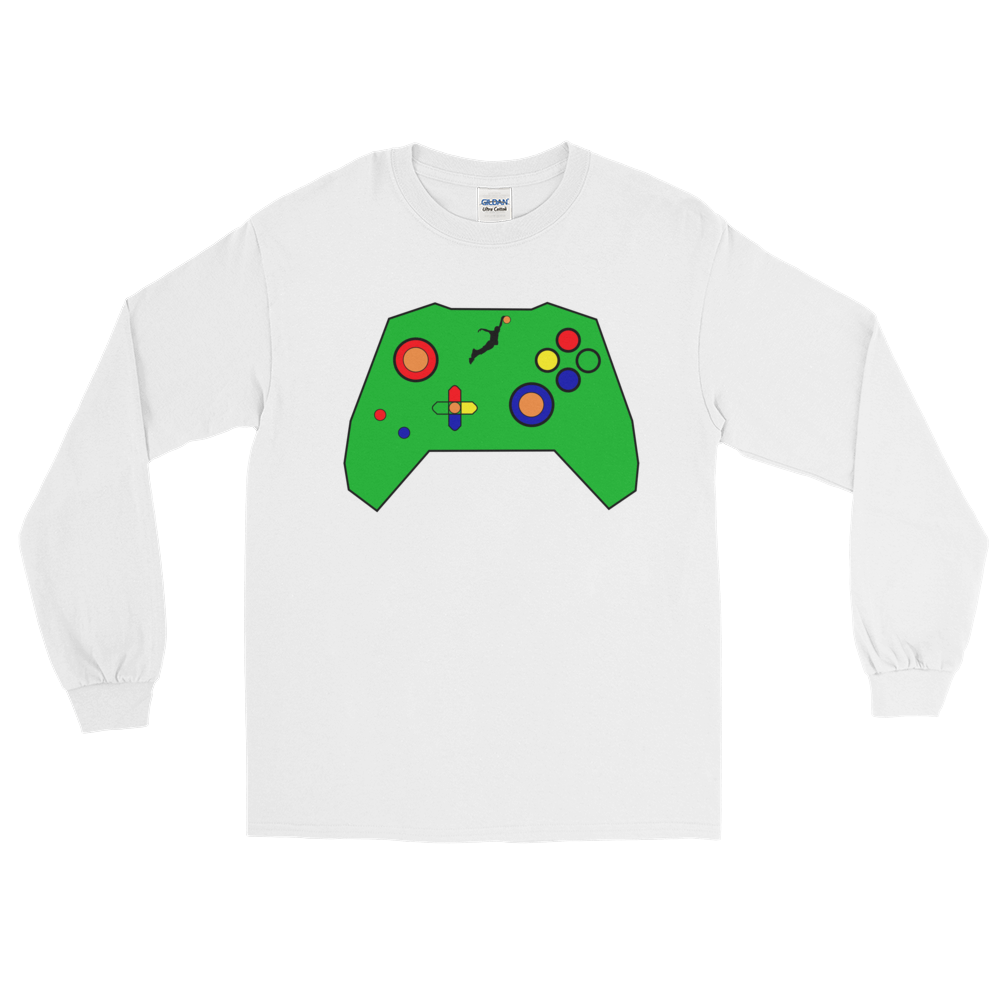 DTL - Controller - Adult Long Sleeve T-Shirt