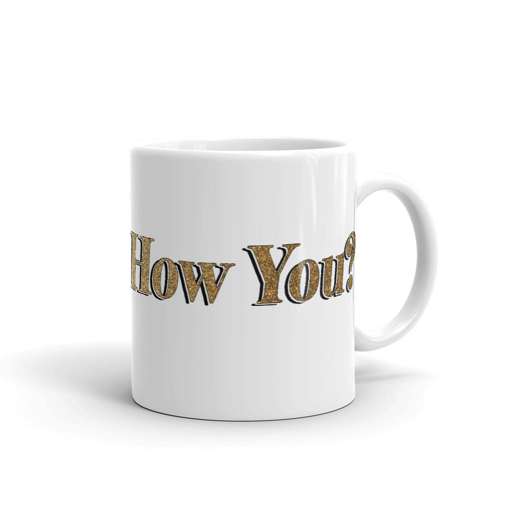 Hey Boo! How You? Mug