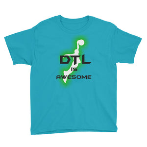 DTL Multi Slam Youth Short Sleeve T-Shirt