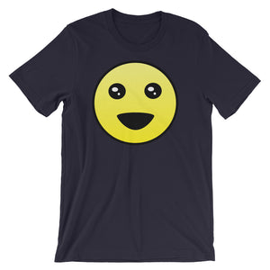 'Awesomojee Ahhhsome Smile' Adult - Short-Sleeve Man and Woman T-Shirt