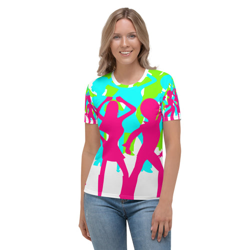 Disco Dance Women's T-shirt