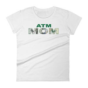 ATM MOM - Women's short sleeve t-shirt - Original VIP Design