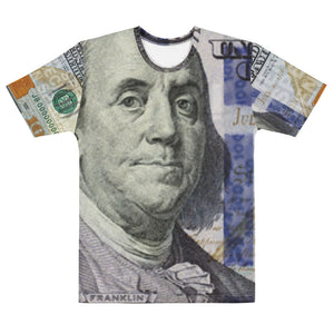 Big Money Ben Again All-Over Printed T-Shirt Men's T-shirt