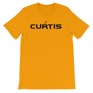 'Curtis Slam' Short-Sleeve Unisex T-Shirt