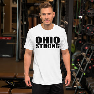 Ohio Strong Short-Sleeve Unisex T-Shirt