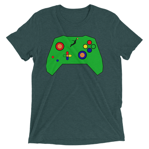 DTL - Controller - Adult Short Sleeve T-Shirt