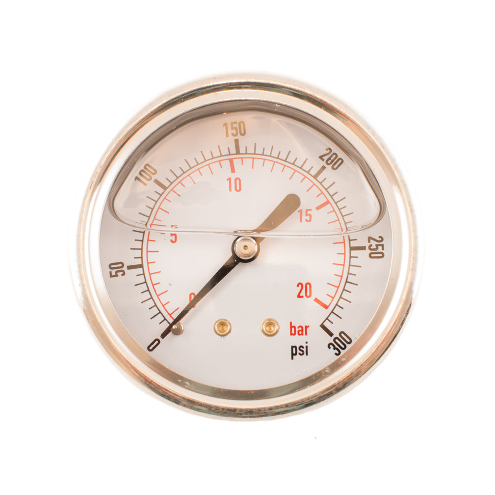 Pressure Gauge Glycerine filled for injector spray pump (0076)
