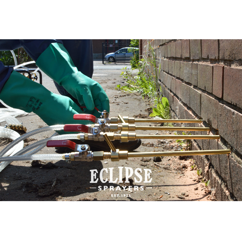Eclipse Pump, Injection Loom & Brass Spray Lance Kit (0290/0291)