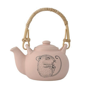 Doll teapot and cup