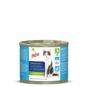 Prins NatureCare Cat - KYLLING & REKE (200g)