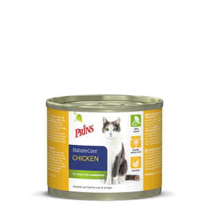 Prins NatureCare Cat - KYLLING (200g)