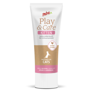 Prins Play & Care Cat - Kattunge (75g)