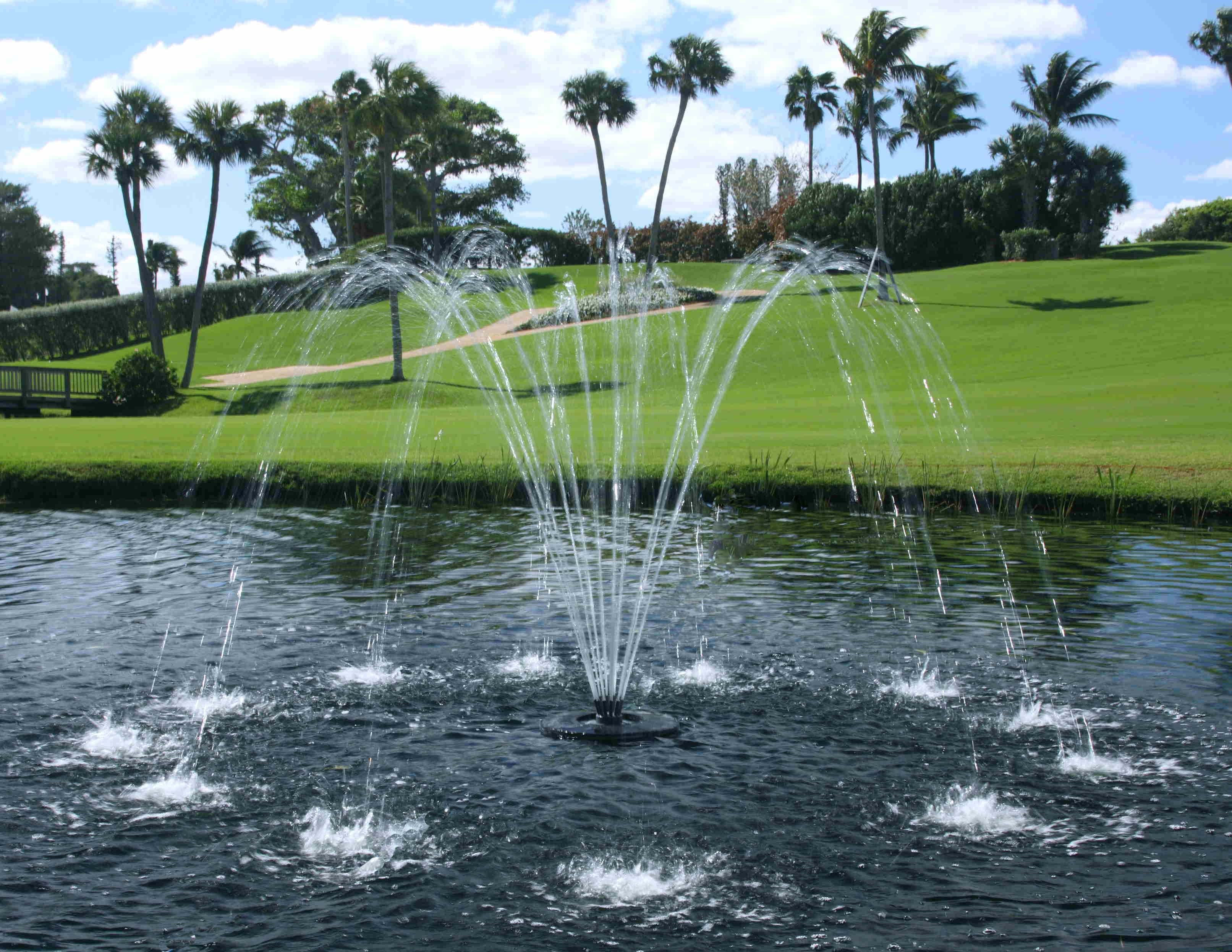 Evolution Series Fountain
