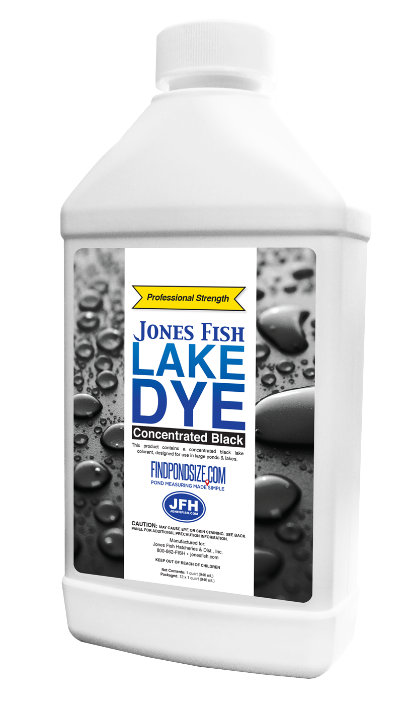 Concentrated Black Lake Dye