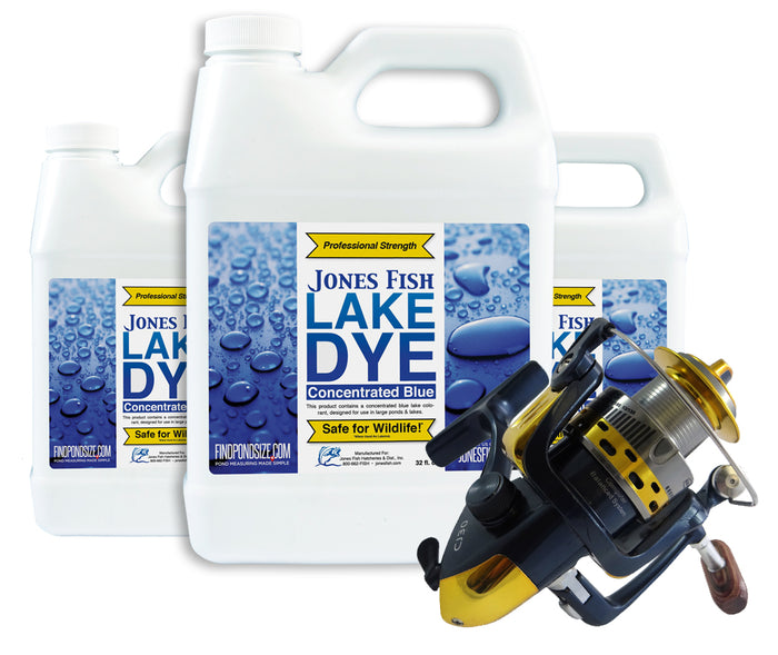Concentrated Blue Lake Dye Special