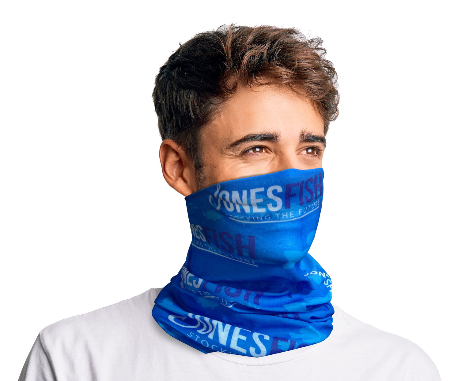 Jones Fish Neck Gaiter