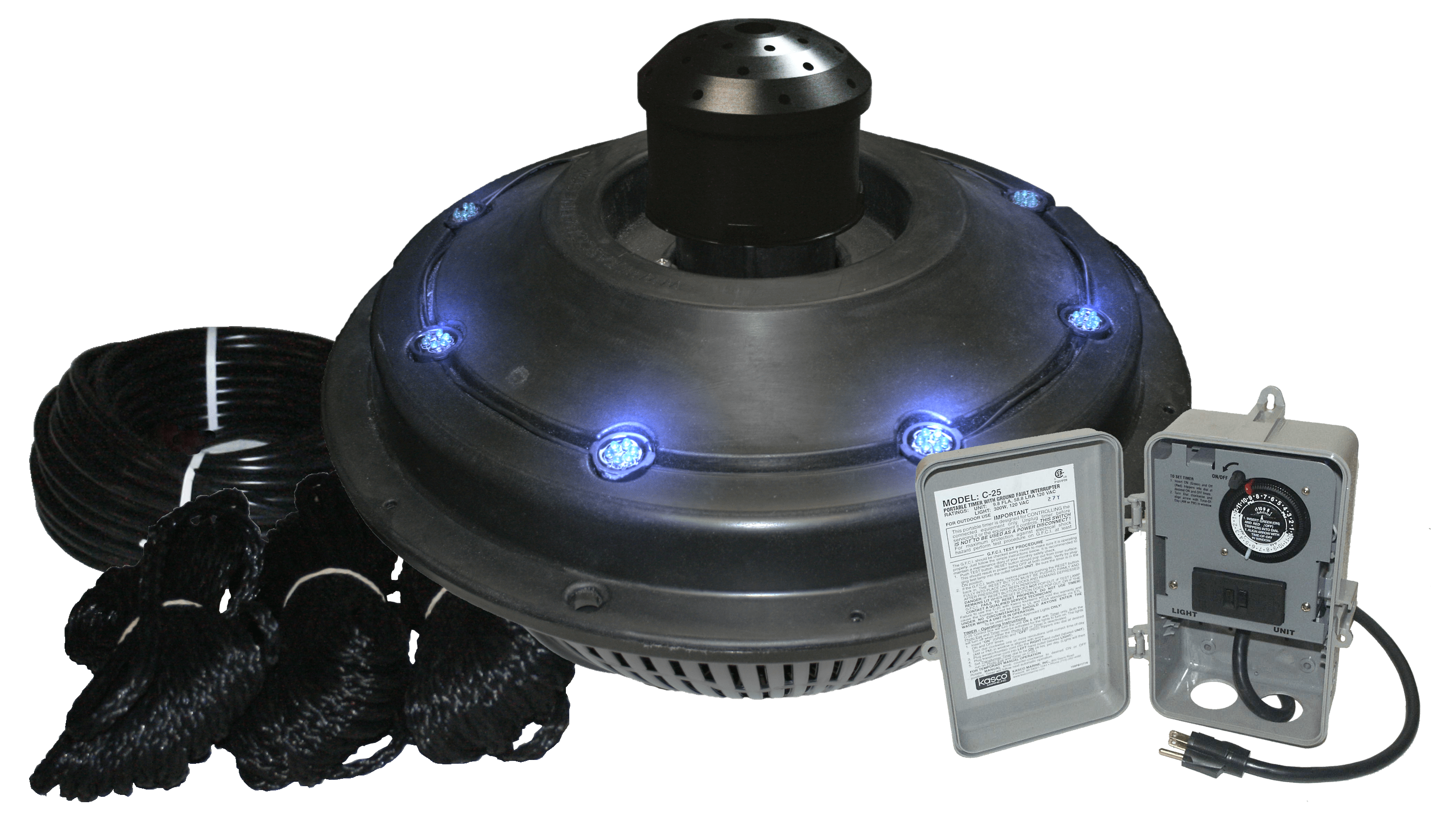 Kasco 1/2 Hp xStream Fountain