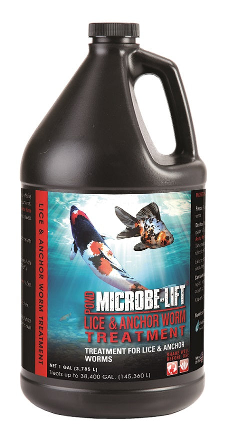 Microbe-Lift Lice & Anchor Worm Treatment