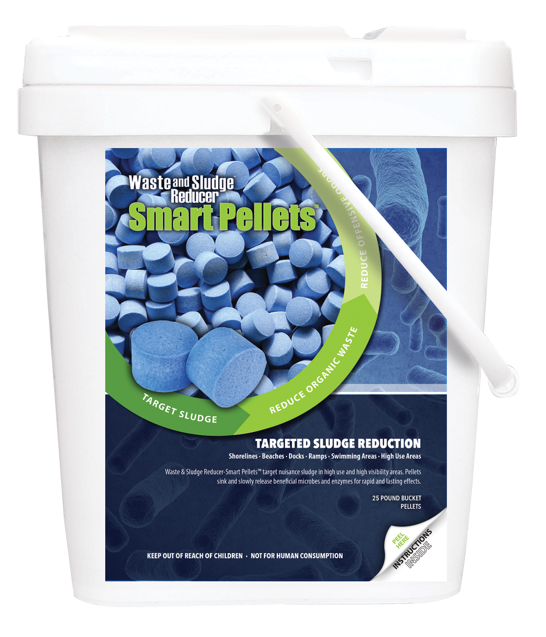 Waste and Sludge Smart Pellets™