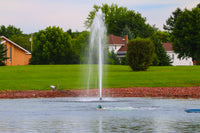 AquaMaster 1/2 Hp Decorative Fountains