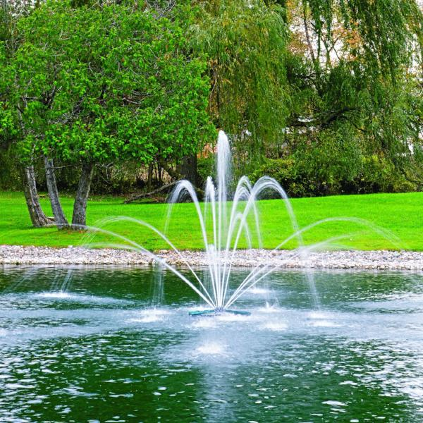EcoSeries Fountains Premium Nozzles
