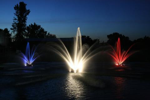 Kasco RGB LED Color Changing Light Sets