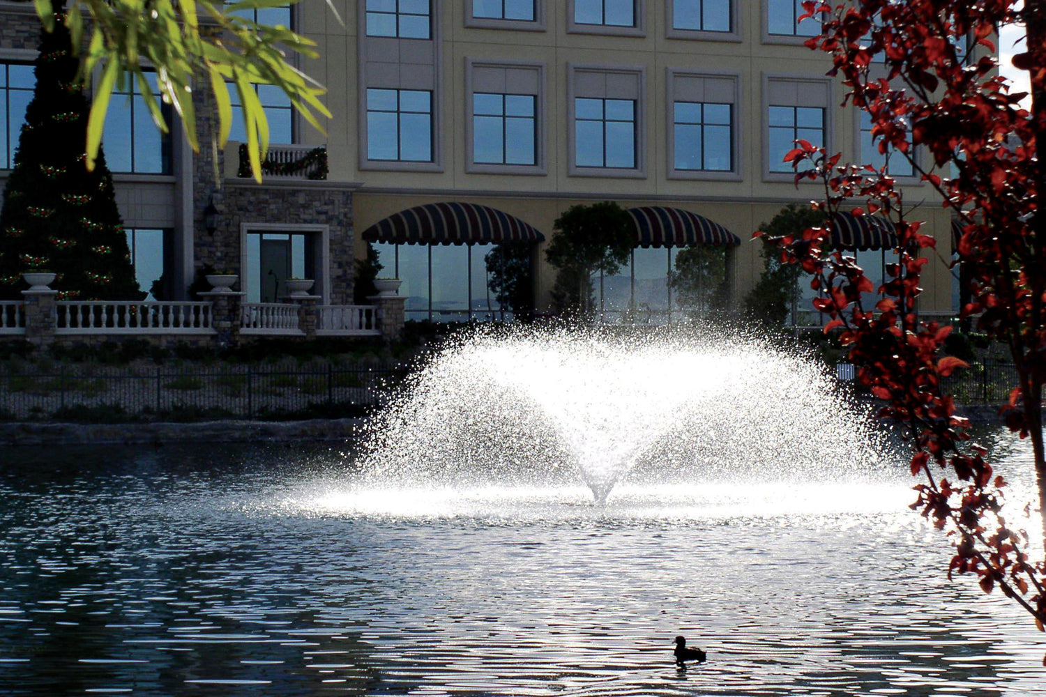 Concept III Aerating Fountains