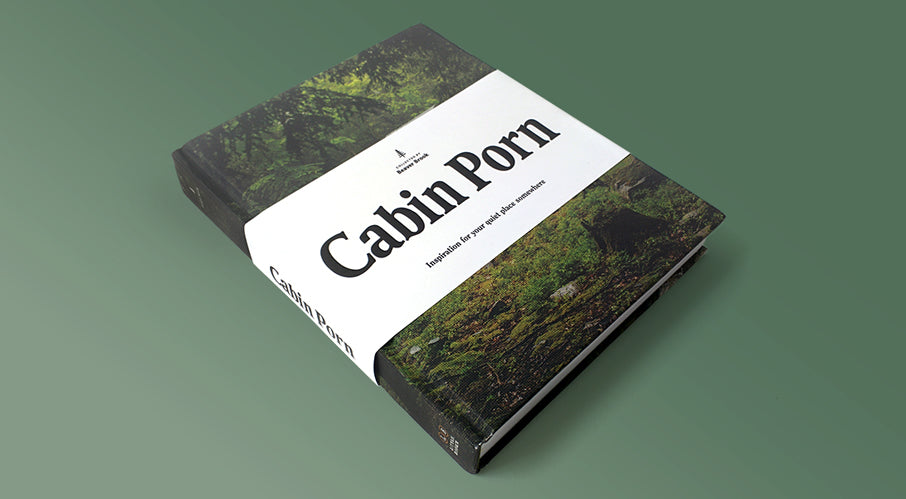 The Cabin Porn Book