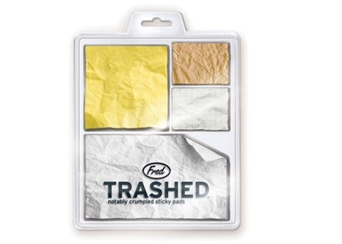 Trashed Sticky Notes -  Buruşuk Not Kağıtları