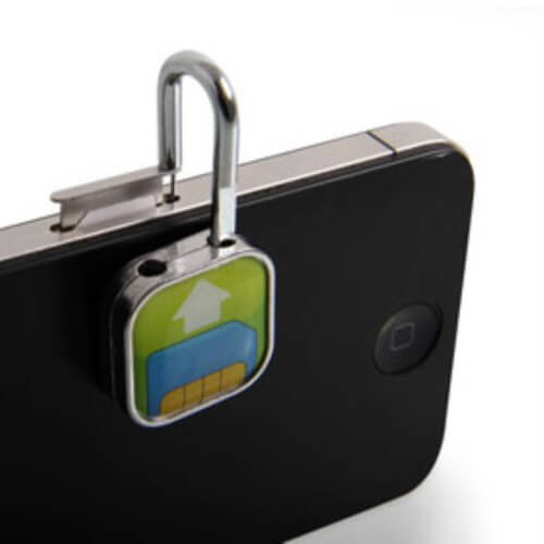 App Lock for iPhone - iPhone Simkart İğnesi
