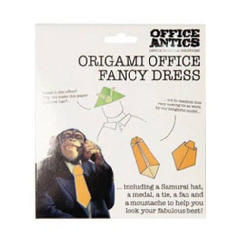 Origami Office Fancy Dress - Origami Ofis Giysileri