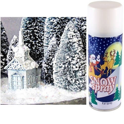 Snow Spray - Kar Spreyi