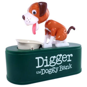The Doggy Bank - Köpek kumbara