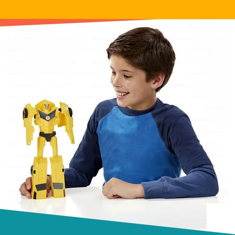 Transformers Robot & Car for Kids