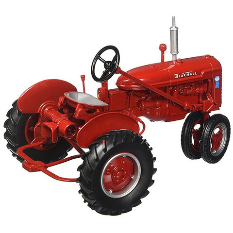 Farmall Metal Tractor Toy