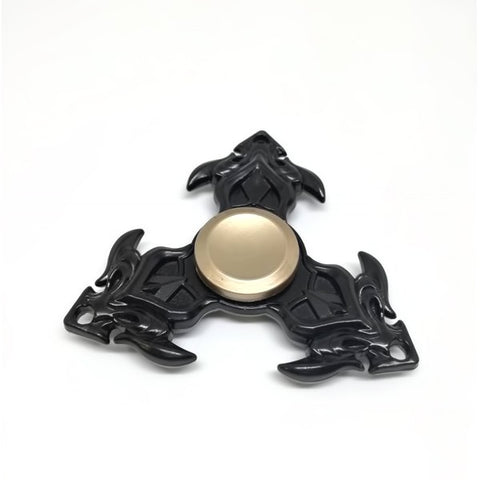 Thrones Style Metal Body Tri-Spinner