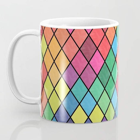 Lovely Geometric Pattern XI Mug