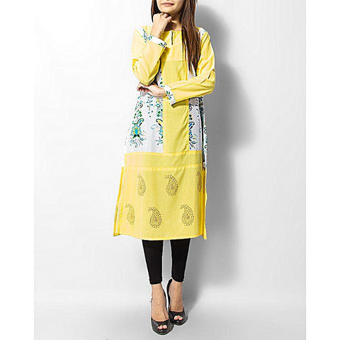 FC Lawn Kurta With Print for Women
